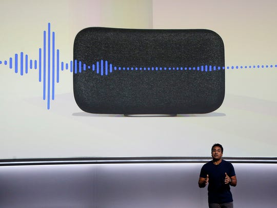 Google's Rishi Chandra speaks about the Google Home