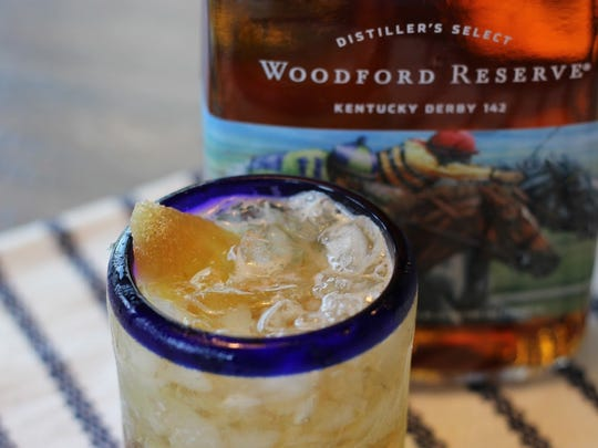 Woodford Thoroughbred Cocktail