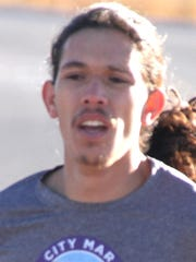 Xavier DeLaTorre repeated as the winner of the men's division in the three-mile run last year.