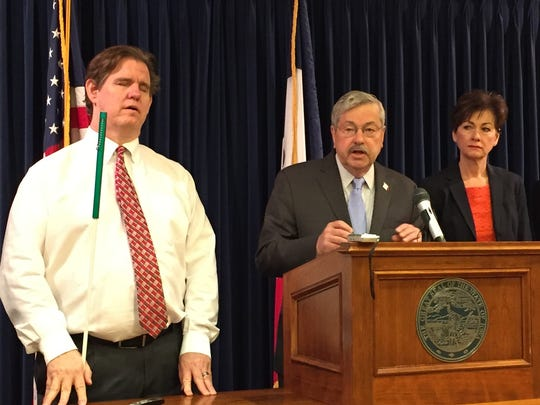 Gov. Terry Branstad has proposed extending an existing