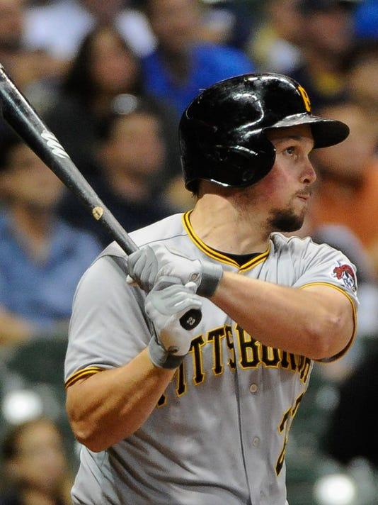 Pittsburgh Pirates-Milwaukee Brewers-9-3-13