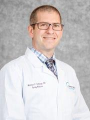 Dr. Matthew Gettings, Kennedy Health Alliance