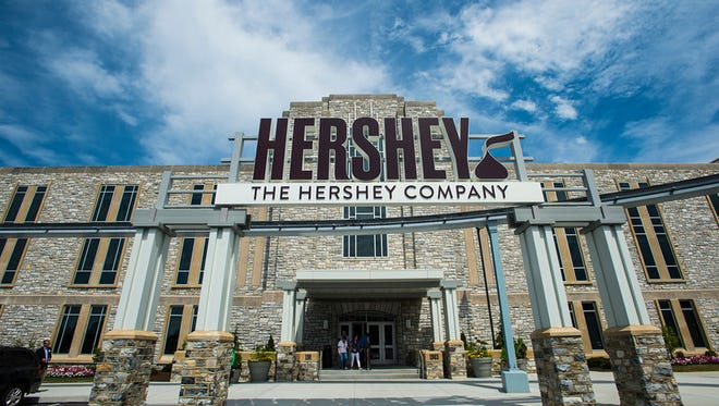 The Hershey Company officially opened up their 19 East Office on Thursday, August 6, 2015. The office was once home to the Hershey East chocolate factory but now houses the company's corporate offices. Jeremy Long -- Lebanon Daily News