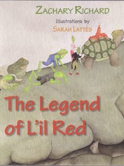 """""""The Legend of L'il Red,"""" a French bestseller in Canada,"""