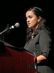 Rima Khan-Shahid, Executive Director at the Muslim