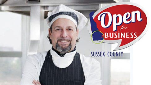 The Sussex County Open for Business event is held on the third Thursday of month.