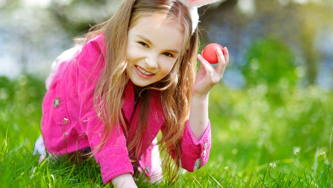 A variety of Easter egg hunts and other activities are scheduled.