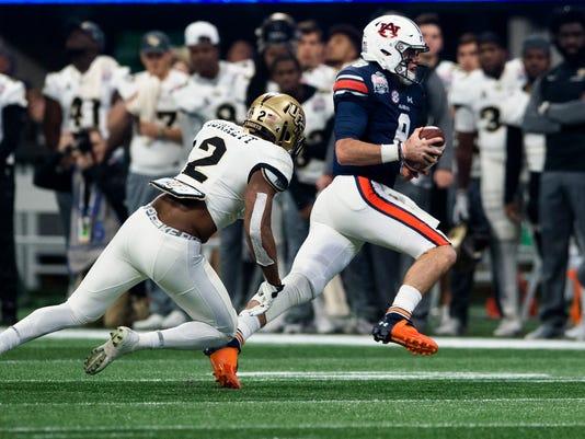 GAMEDAY: Auburn Central Florida Peach Bowl