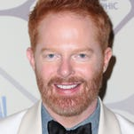 'Modern Family' star Jesse Tyler Ferguson voices the new character Shangri Llama in next year's 'Ice Age: Collision Course.'