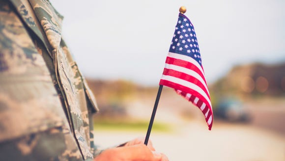Businesses are thanking veterans and military with