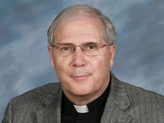 The Rev. Vince Rosonke, St. Boniface Catholic Church,