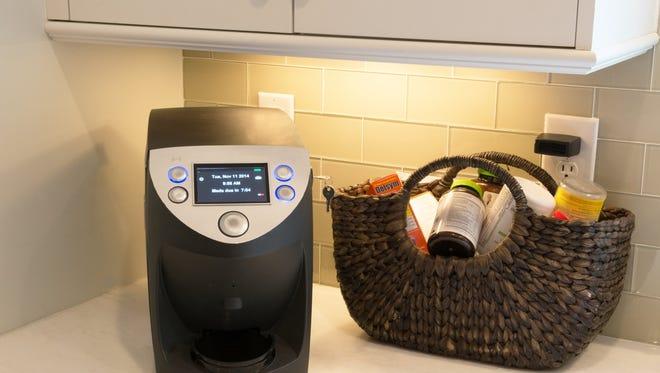 The PharmRight Livi dispenser