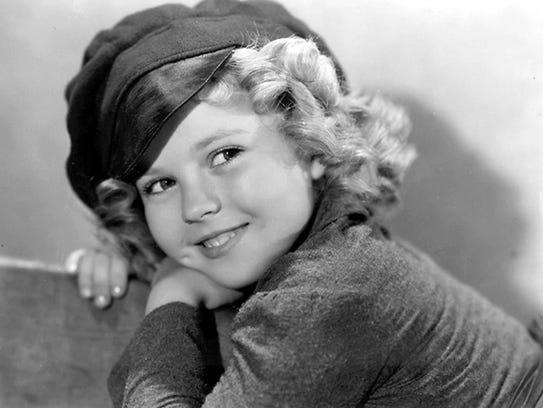(FILES) This undated photo show US child film star