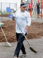 New Orleans Saints head coach Sean Payton during the