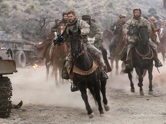 Film Review 12 Strong