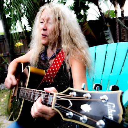 Girls with guitars: Florida's femme composers gather for a jam on Marco
