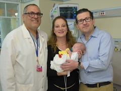 After 95 days in neonatal intensive care, White Plains baby heads home