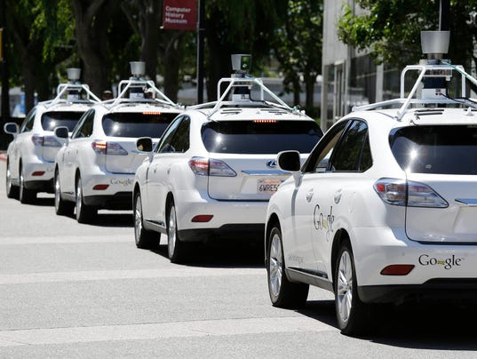 AP DRIVERLESS CARS-SAFETY A FILE USA CA