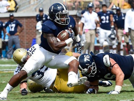 NCAA Football: Georgia Southern at Georgia Tech