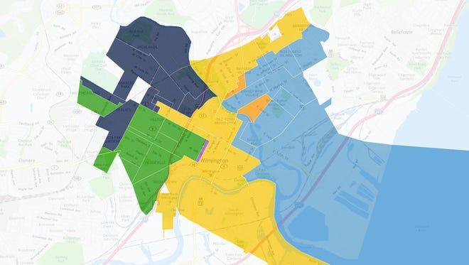 2016 Democratic Wilmington mayoral primary