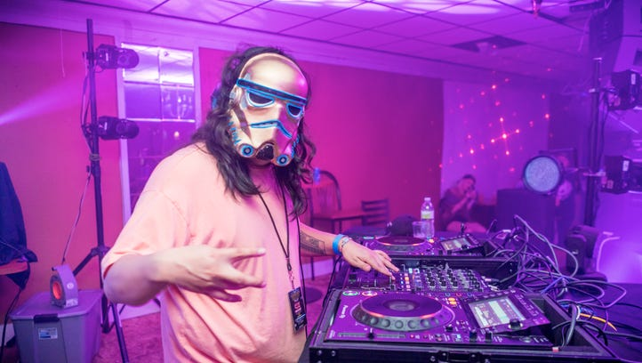 DJ Soundtrooper performs Friday, May 4, at Space Bass