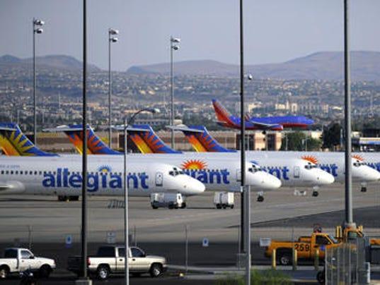 Allegiant Starts Tampa Flights From Cvg