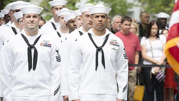"When you hear the term ""Navy SEAL,"" you automatically"