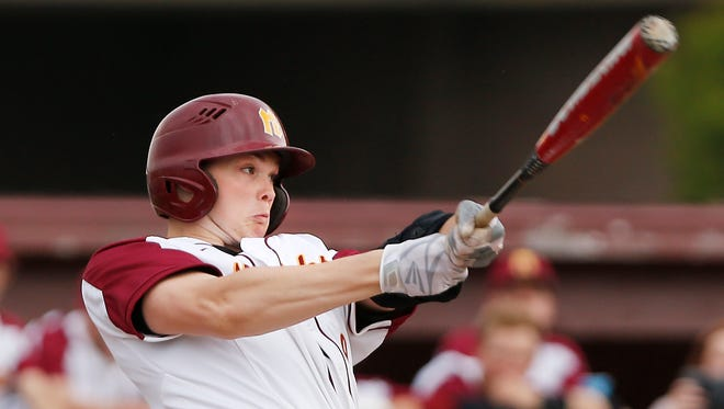 McCutcheon senior Jackson Smeltz committed to Oklahoma State after his freshman season. He changed his commitment to Purdue this week.