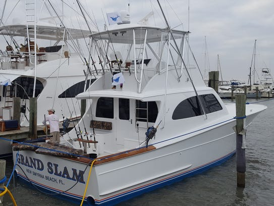 Grand Slam, from New Smyrna Beach, won the Pelican