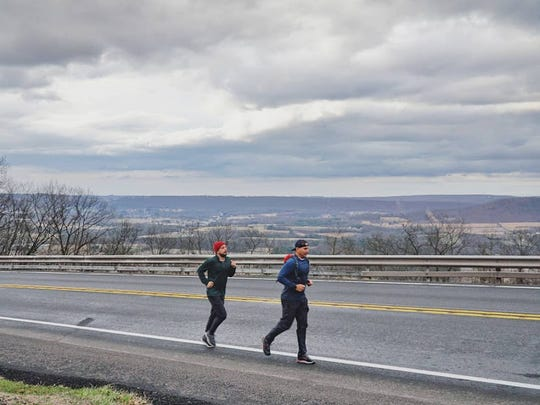 Christian Griffith is running 3,000 miles across the