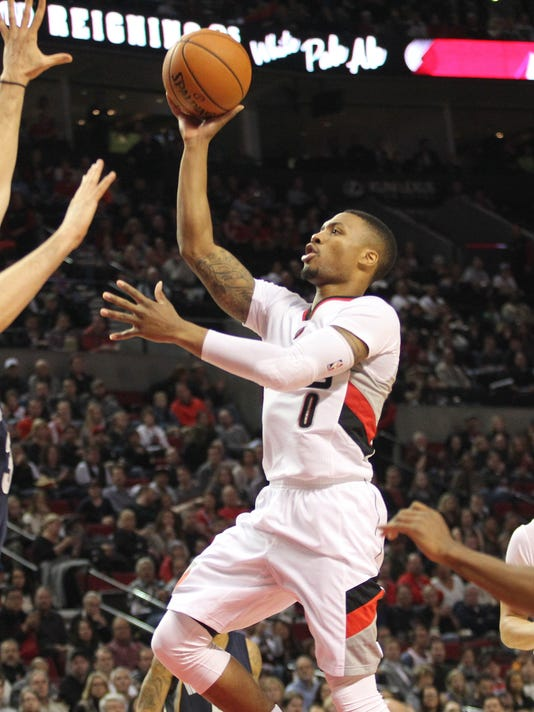 Blazers rout Grizzlies for third straight win 09808a152