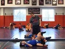 Franklin coach explains wrestling