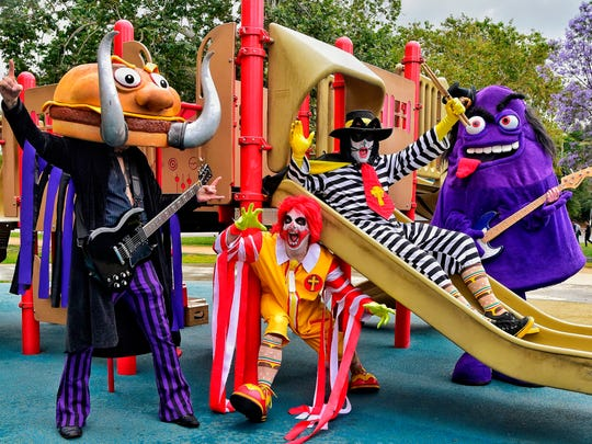 Mac Sabbath plays the House of Independents in Asbury Park on Sept. 3.
