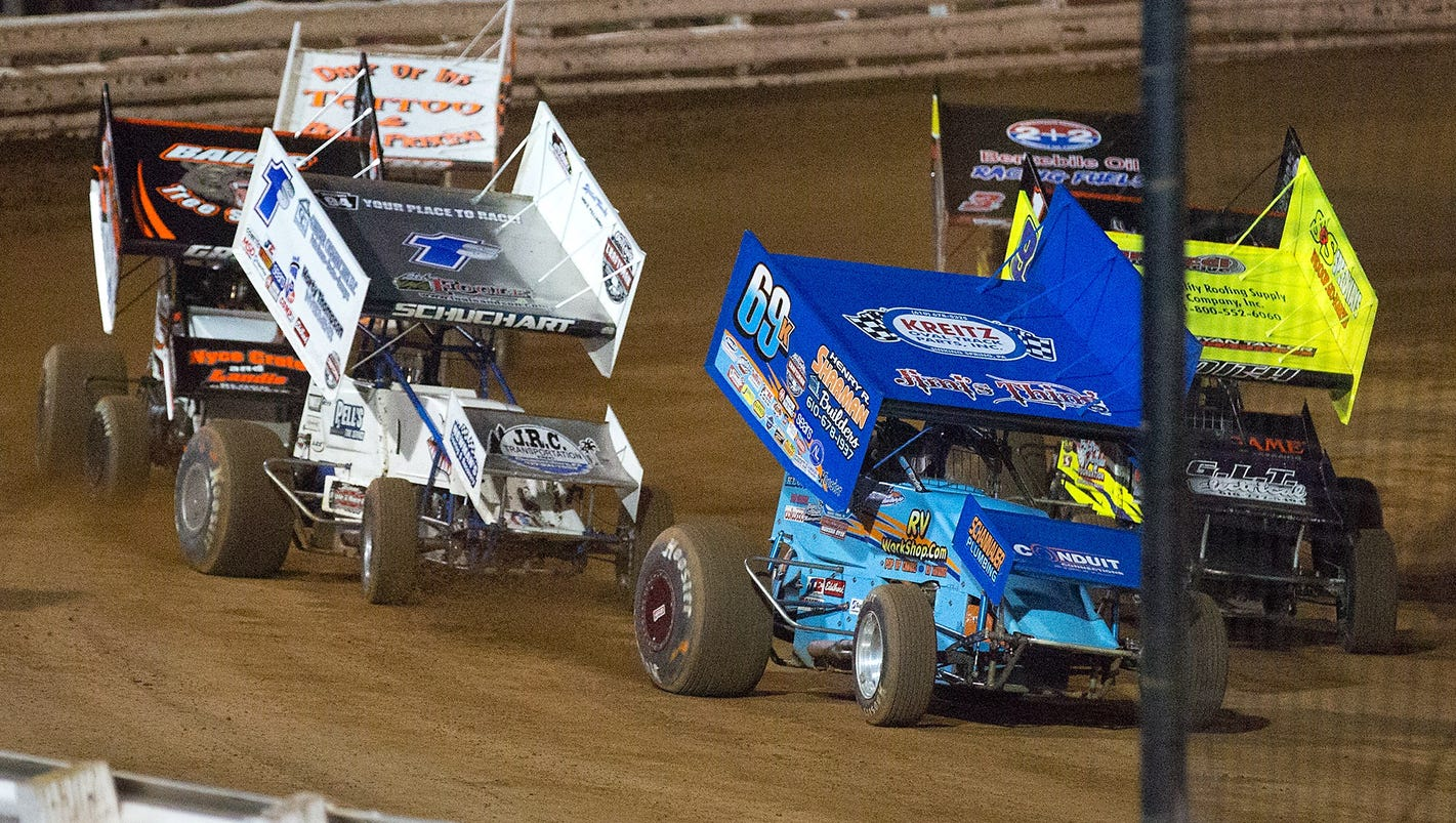 Lance Dewease Enjoying Dream Sprint Racing Season