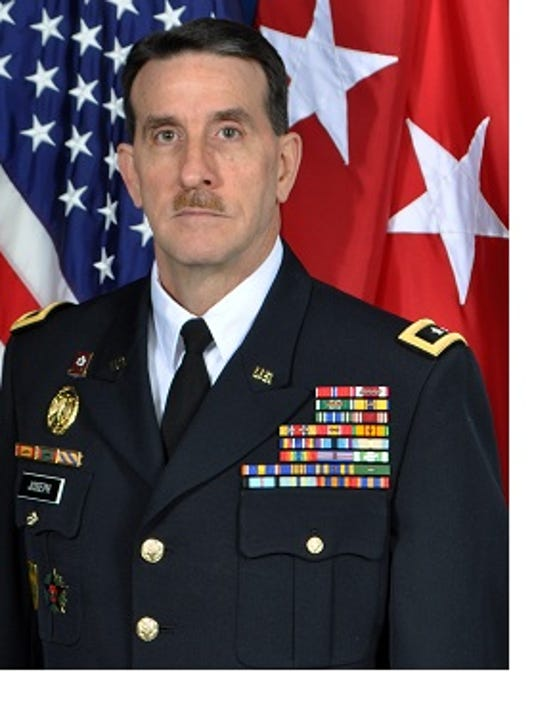 Maj. Gen. James R. Joseph