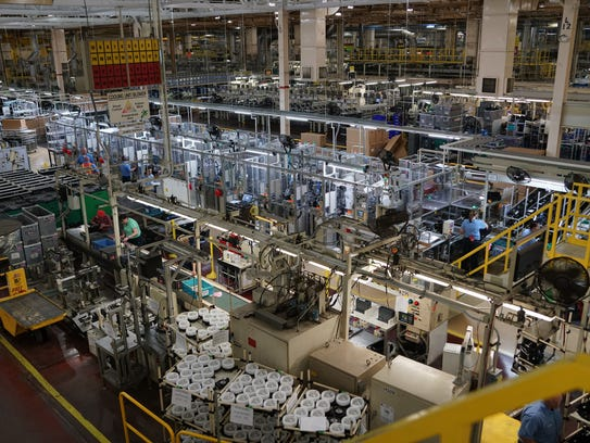 Battle Creek is home to DENSO's North American Thermal