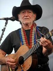 Willie Nelson will perform Sept. 13 at the Mid-Hudson Civic Center, Poughkeepsie