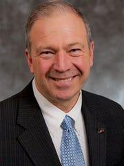 Craig Hill, president of the Iowa Farm Bureau Federation