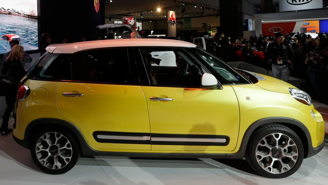 The Fiat 500L is the nation's least reilable car, Consumer Reports says