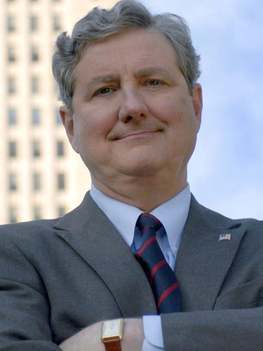 State Treasurer John Kennedy