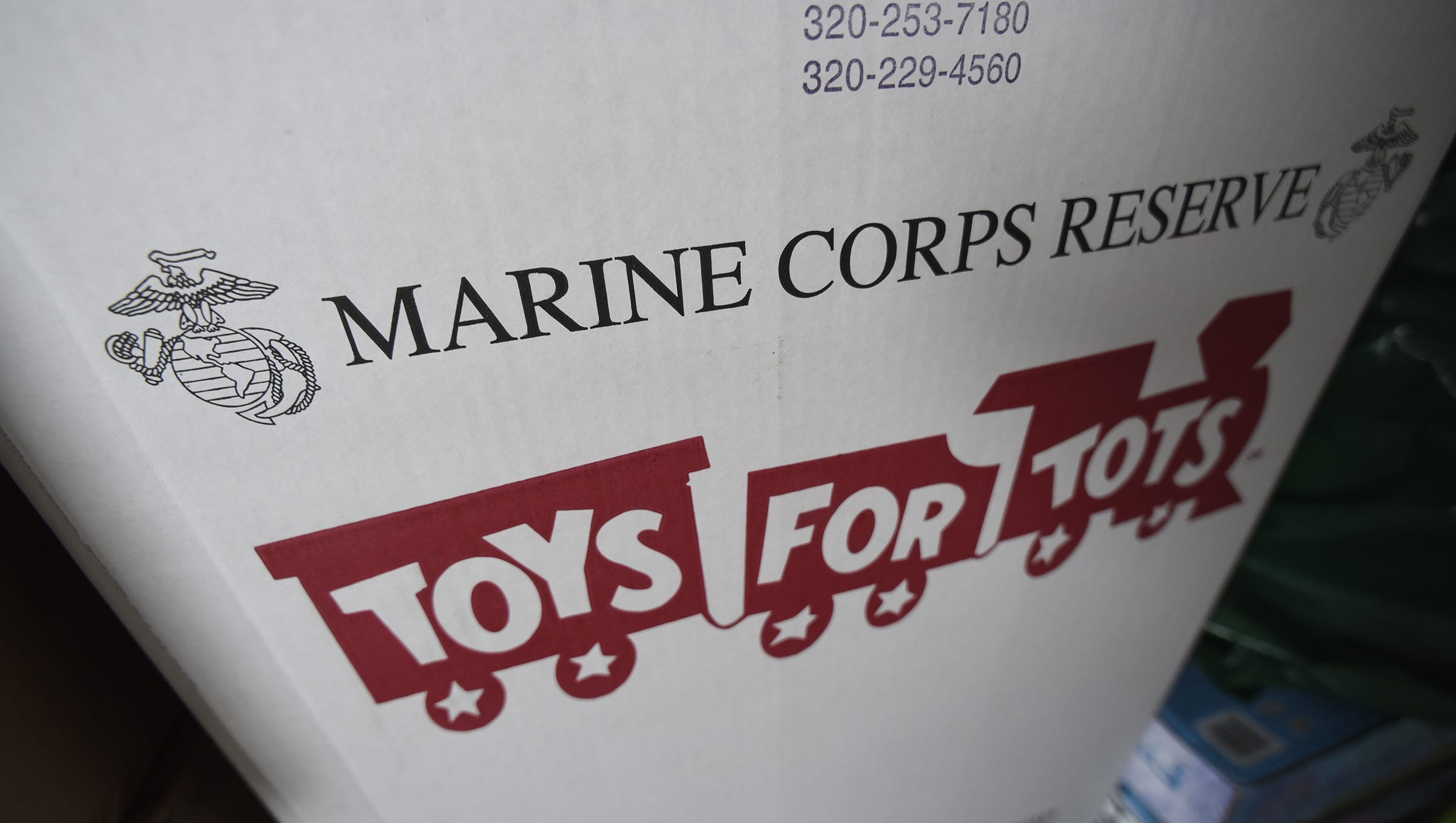Offical Logo For Toys For Tots : Thief stole donated toys in yonkers ap