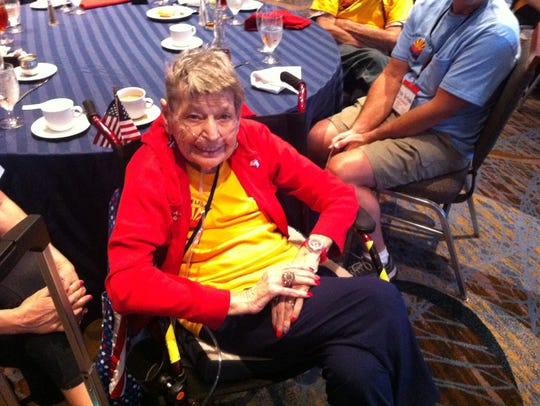 honor flight arizona TATUM