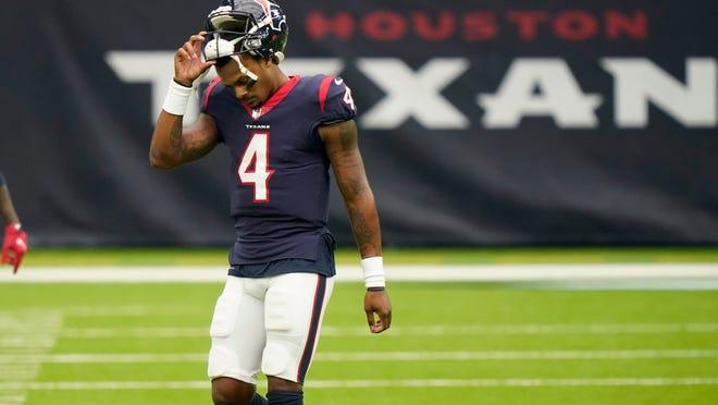 Houston Texans quarterback Deshaun Watson is under investigation by the NFL.