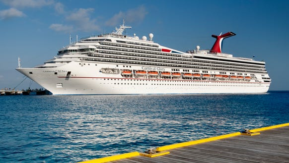 Image of Carnival Glory