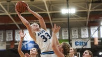 College basketball standings from Big Sky, Frontier