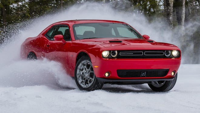 The 2017 Dodge Challenger GT AWD may not pack the punch of its burlier Challenger siblings, but it's the only one you can spin through the snow with confidence.