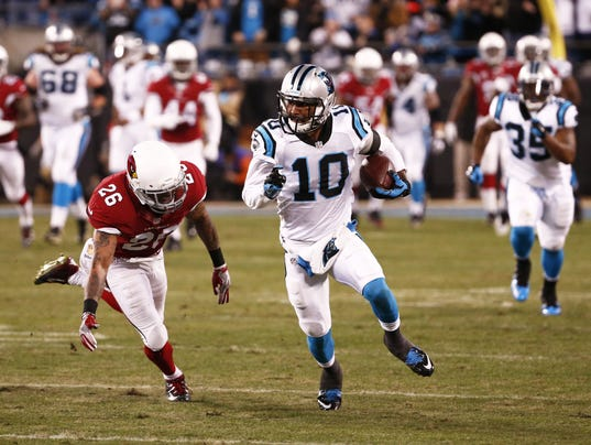 2016 NFC Championship Game -  Cardinals vs Panthers