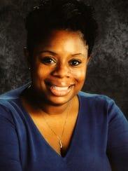 Jonelle Melton, a social studies teacher at Red Bank
