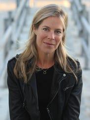 Author Dawn Tripp.