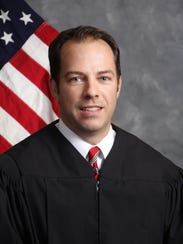 Municipal Judge Matthew Mooney is one of two people